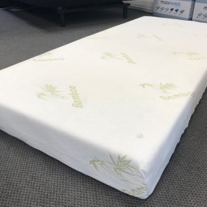 Memory Foam Long Single Mattress only