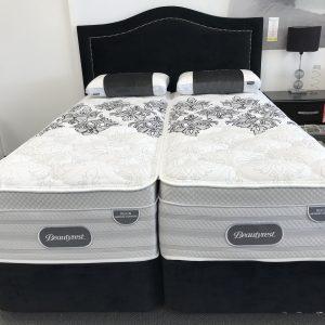 Beautyrest Queen Split & Zipped Bed