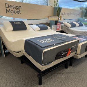 Design Mobel Adjustable Bed